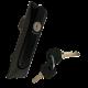 Serrure + clés pour sellerie Midi, nouveau modèle