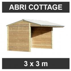 BOX CONFORT 3X3