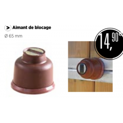 2X AIMANTS DE BLOCAGE