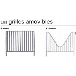 GRILLE NORMALE
