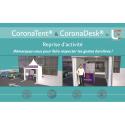 CoronaTENT & CoronaDESK