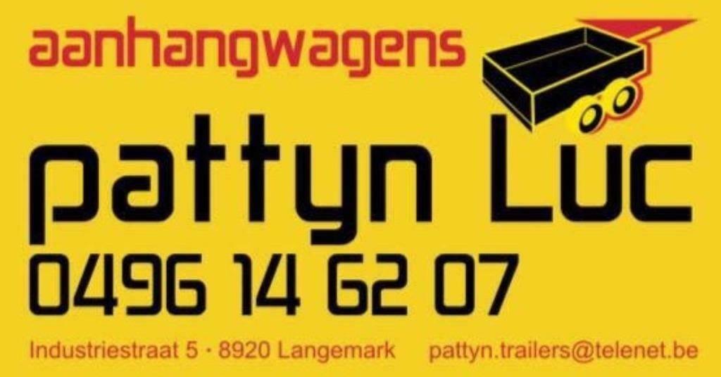 Luc Pattyn Aanhangwagens